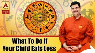 GuruJi With Pawan Sinha: Parenting tips: What to do if your child eats less - ABPNEWSTV