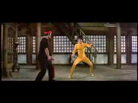 Bruce Lee vs Dan Innosanto Deleted Scenes