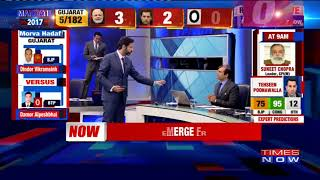 Gujarat Assembly Elections 2017: BJP Takes The Early Lead - TIMESNOWONLINE