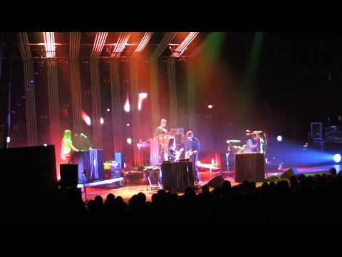 The Postal Service - Brixton Academy - 19/05/13 - 11 - Theres Never Enough Time