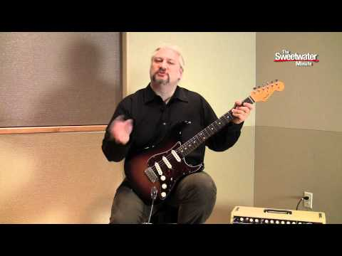 Sweetwater Minute - Vol. 68, Fender Super-Sonic 22 Demo