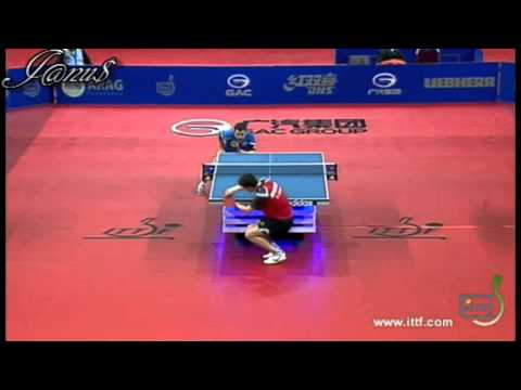 2012 German Open (ms-f) BOLL Timo - OVTCHAROV Dimitrij [Full Match/Short Form]
