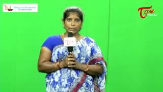 TeluguOne Foundation | Krishna Kumari | Headache Treatment - TELUGUONE