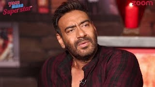Ajay Devgn's Honest Confession About Smoking 100 Cigarettes A Day | Yaar Mera Superstar 2 - ZOOMDEKHO