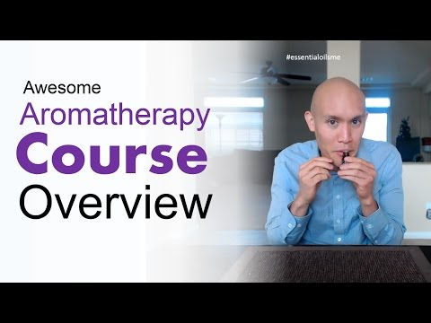 Awesome Aromatherapy Course Overview 👃