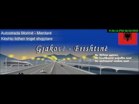 Autostrada Kombit  -  Morinë Merdare