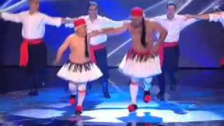 Stavros Flatley: Greek Dancers