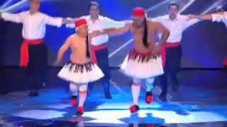 Stavros Flatley: Greek Dancers