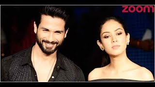 Mira Rajput Talks About The Response Shahid Kapoor Got For 'Padmaavat' | Bollywood News - ZOOMDEKHO