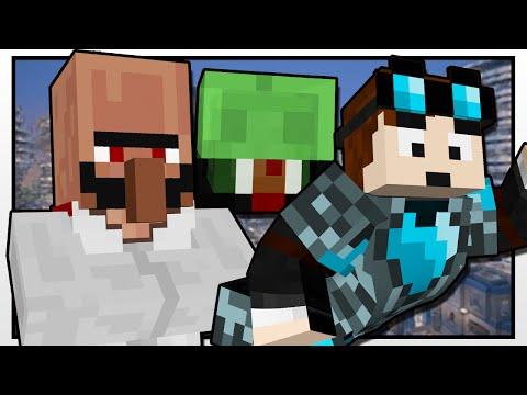 Minecraft | TDM SUPERHEROES!! | Custom Mod Adventure