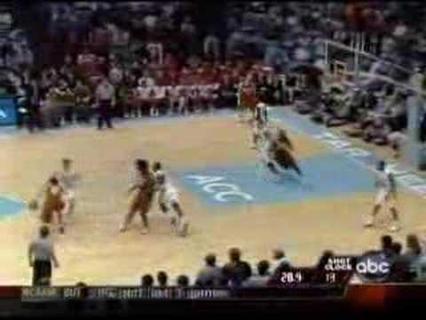 Maryland Derrota al Invicto  y #1 de la NCAA UNC