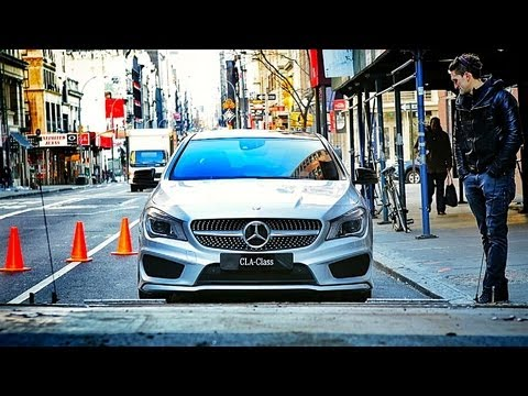 The Mercedes CLA Project Part 1 of 4