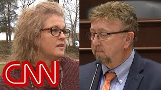 Woman secretly records lawmaker she says abused her - CNN
