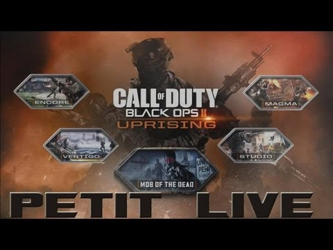 Dave1188 | Petit Live | UPRISING Call of duty black ops II