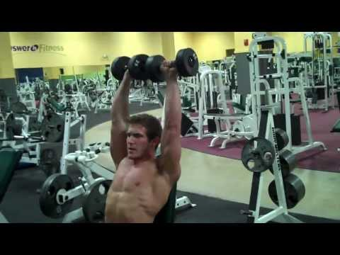Scott Herman - Shoulder Workout