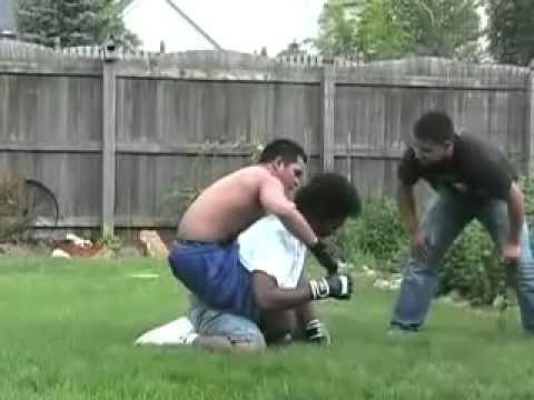 garage fight vidoemo emotional video unity