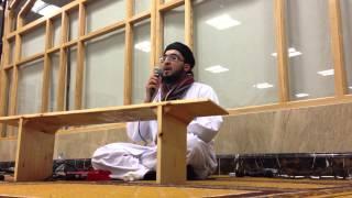 Hafiz Ahsan Amin Naat Allah Hoo