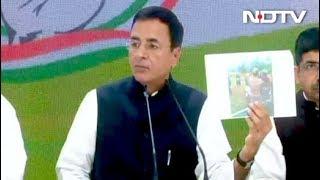 कांग्रेस का हमलाः जब देश शहीदों के टुकड़े चुन रहा था, तब PM ले रहे थे चाय-नाश्ते का आनंद - NDTVINDIA