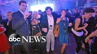 Inside the Biggest Super Bowl 50 Pre-Party - ABCNEWS