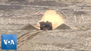Egypt Hosts Arab Military Exercises - VOAVIDEO