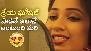 Dalapathi Movie Song Making | Neeku naaku Madhya Edo Undey | Shreya Ghoshal | TFPC - TFPC