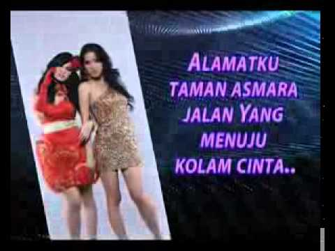 Duo Anggrek - Sir Gobang Gosir  ( Video Lirik Karaoke )
