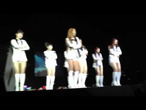 120603 [Fancam] T-ara Bye Bye @ Bangkok Concert