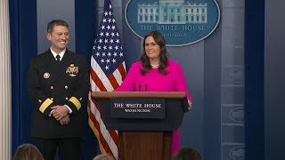 White House press briefing likely on Trump's physical, immigration remarks, DACA | ABC News - ABCNEWS