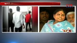 YS Vijayamma Press Meet Over Attack on YS Jagan | CVR NEWS - CVRNEWSOFFICIAL