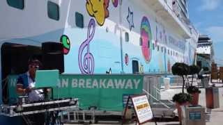 Norwegian Breakaway Review Cruise With Gambee