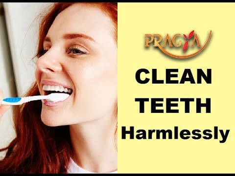 Clean Teeth Harmlessly | Dr. Arunima Singhal (Cosmo Dentist)