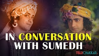 Sumedh talks about his successful  journey in Radha Krishn I TellyChakkar - TELLYCHAKKAR