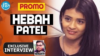 Hebah Patel Exclusive Interview Promo || Talking Movies with iDream - IDREAMMOVIES