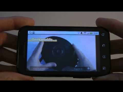 Motorola Defy Unboxing &amp; Review