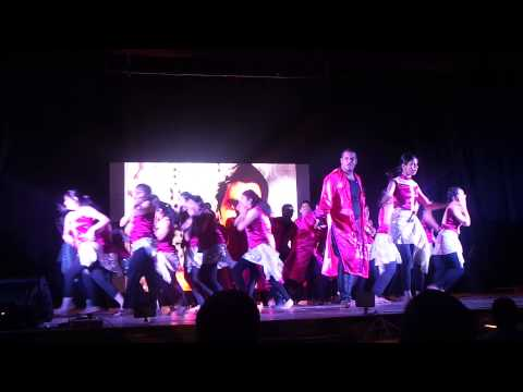 Winter Funk 2013 Hyderabad- Modern Mughal-e-Azam