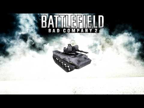 Battlefield: Bad Company 2 - BMD-3 Bakhcha Automatic 40mm Grenade Launcher sound (main gun)