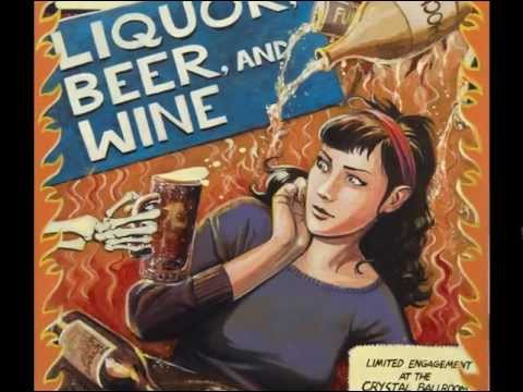 Liquor, Beer & Wine