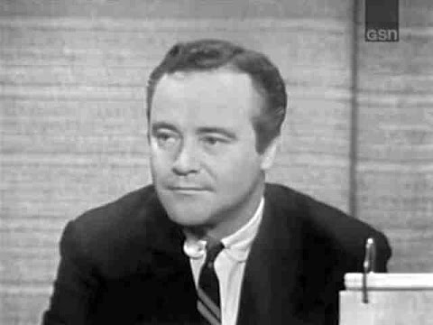 What's My Line? - Jack Lemmon; William Shatner & K Carlisle [panel] (Jan 24, 1965) [W/ COMMERCIALS]