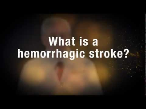 Medical Moment: Hemorrhagic Stroke