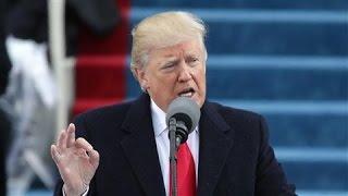 President Trump's Full Inaugural Address - WSJDIGITALNETWORK