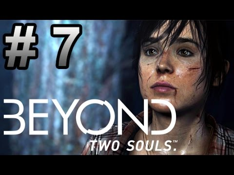 Beyond Two Souls Part 07   Sexy Dinner | Too Much Gaming