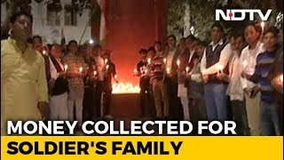 Village In Delhi Raises Funds For Children Of Soldiers Killed In Pulwama - NDTV