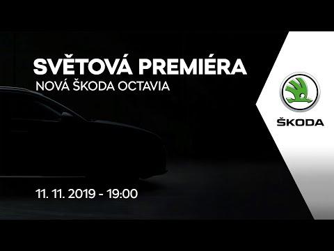 Autoperiskop.cz  – Výjimečný pohled na auta - Přímý přenos: Světová premiéra nové generace modelu ŠKODA OCTAVIA na internetu