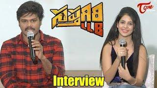 Sapthagiri Interview about Sapthagiri LLB Movie   Sapthagiri   Kashish Vohra - TELUGUONE