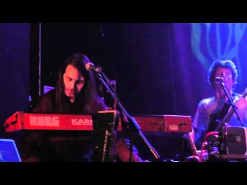 Huw Lloyd-Langton Group Hawkwind Christmas Concert Manchester 2011 Part 1