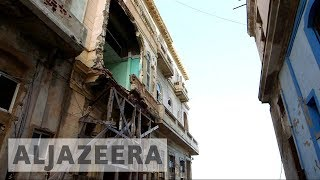 Rising water levels threaten Cuba's capital Havana - ALJAZEERAENGLISH