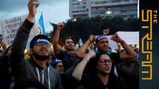 Can Guatemala's anti-corruption drive survive?  | The Stream - ALJAZEERAENGLISH