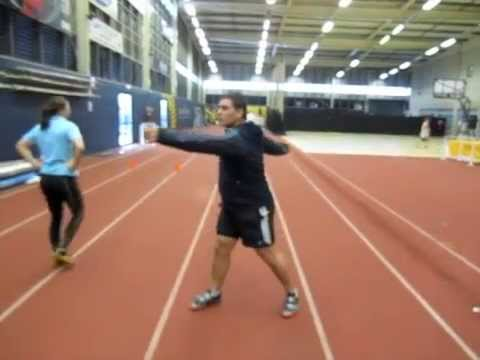 DISCUS Throw Technique : The Entry : Guidelines and Exercises by Didier POPPE.m4v