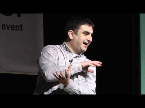TEDxTbilisi - Andro Dgebuadze - How to Actually Be Creative?