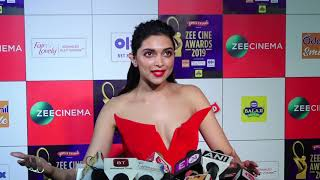 "Deepika Padukone: ""The FUTURE is in Our Hand and We are Responsible for...""